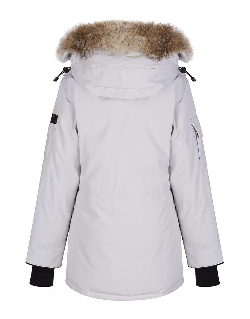 CANADA GOOSE WOMEN'S EXPEDITION PARKA – SILVERBIRCH - Canada Goose ...