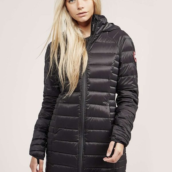 Canada Goose Brookvale Women's Winter Coat – Black - Canada Goose ...