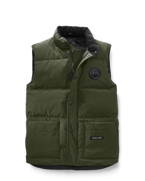 canada goose bodywarmer black label